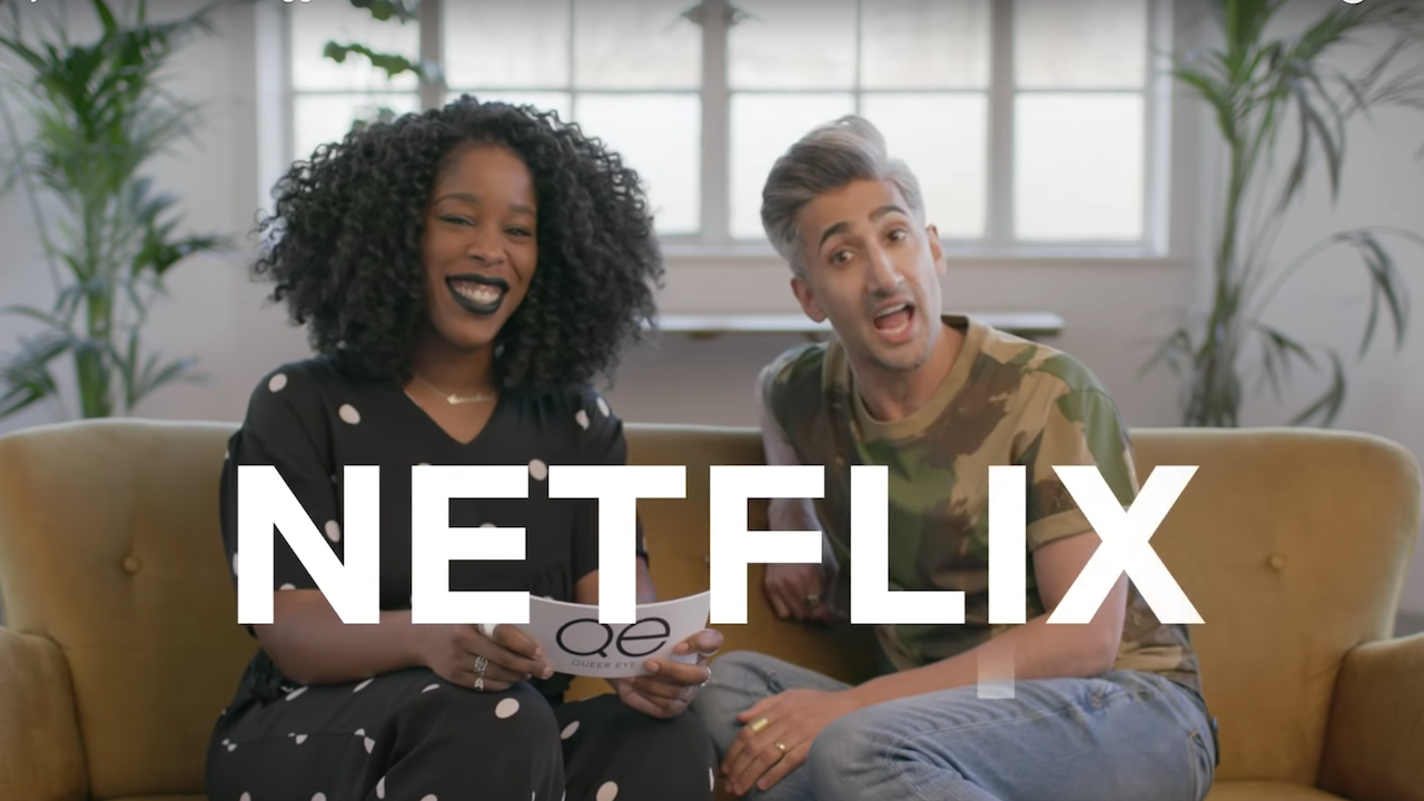 Netflix X Queer Eye (Tan)