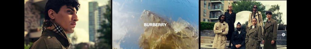 Burberry x 10 MAG