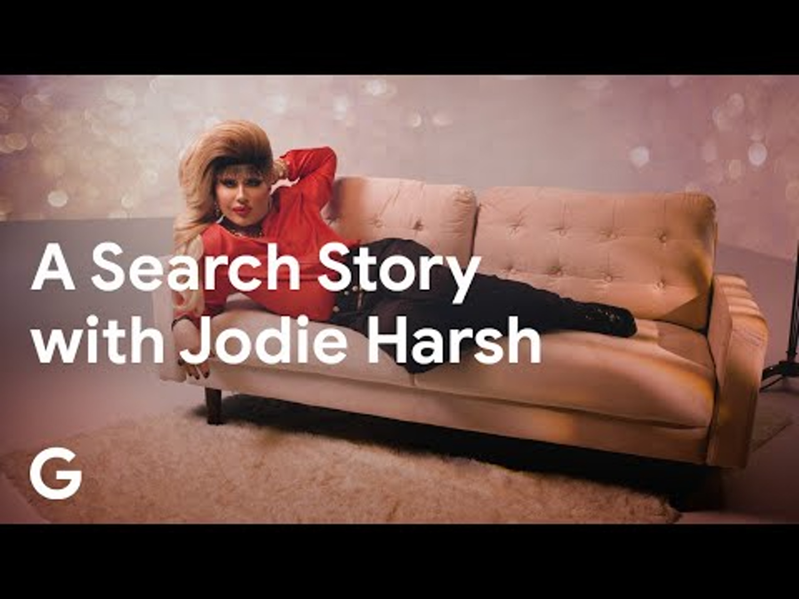 Jodie Harsh on the dance floor   A Search Story