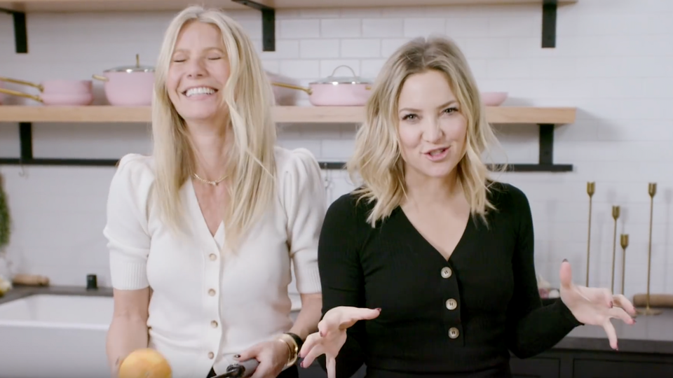 Goop / GP HOLIDAY APPETIZERS