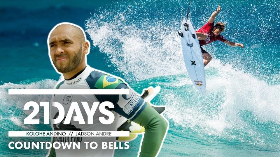 Red Bull / 21 DAYS