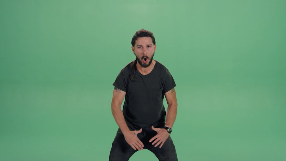 Shia LeBeouf / INTRODUCTIONS