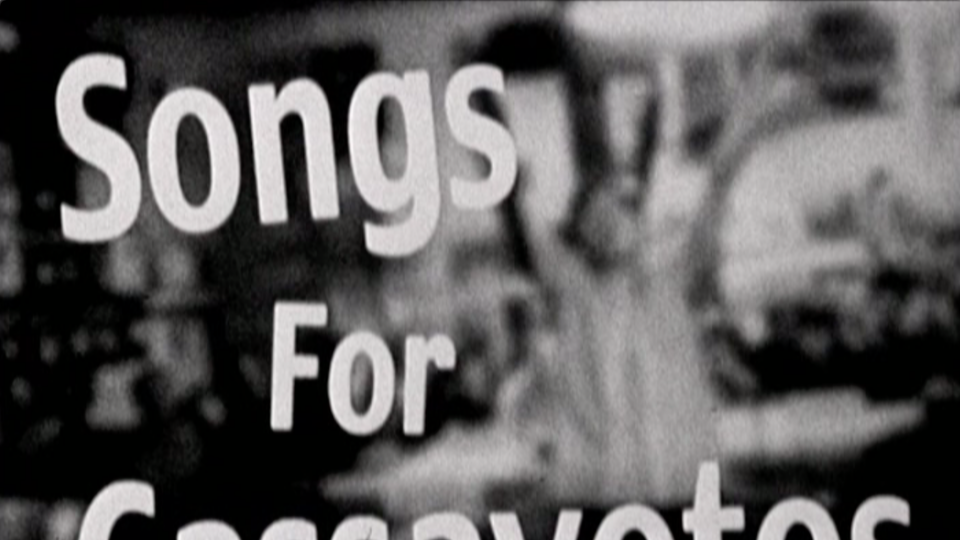 Sundance / SONGS FOR CASSAVETES