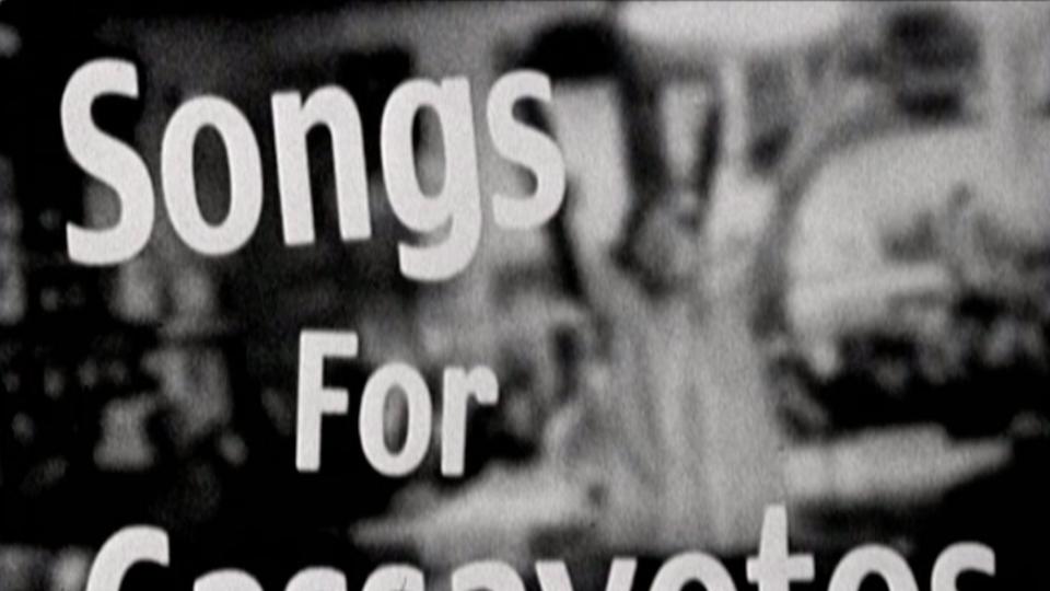 Sundance / SONGS FOR CASSAVETES