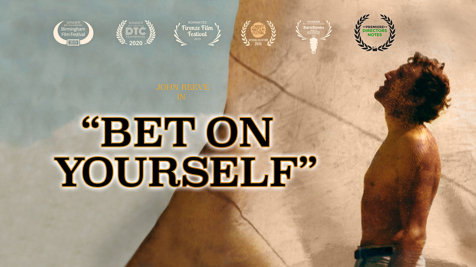 DOCUMENTARY | 'Bet on Yourself'