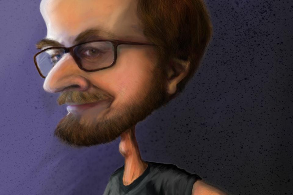 Caricatures - Christian Høkaas