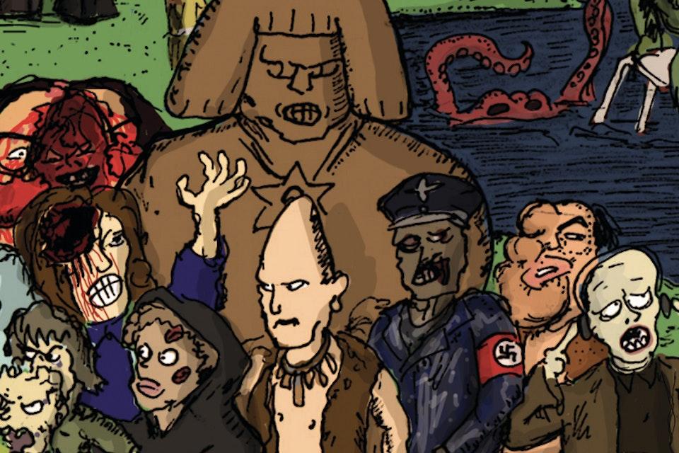 300+ Horror films -