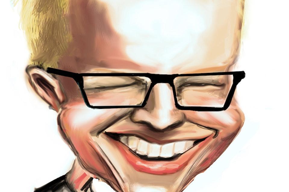 Caricatures -