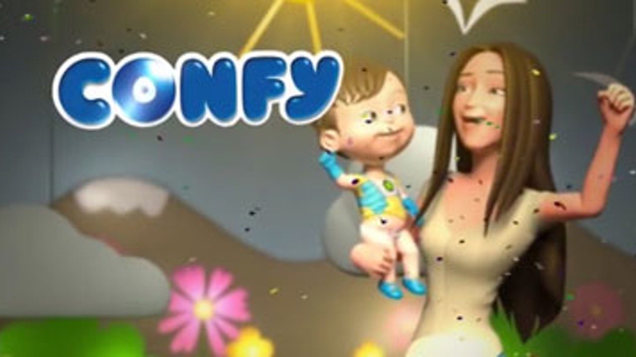 Confy Baby Diapers