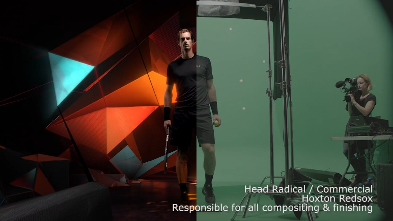 Compositing Reel