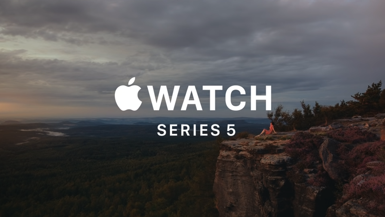 Introducing Apple Watch Series 5