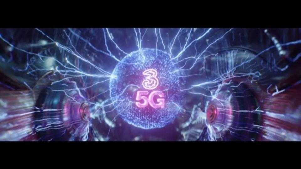 Three 5G TV Ad