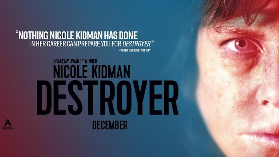 Destroyer (Movie Trailer)