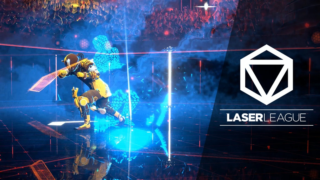 Laser League (Video Game - PS4/XboxOne/PC)