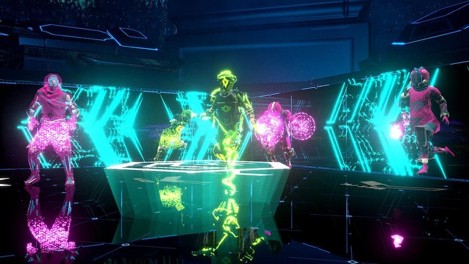 Laser League (Video Game - PS4/XboxOne/PC)