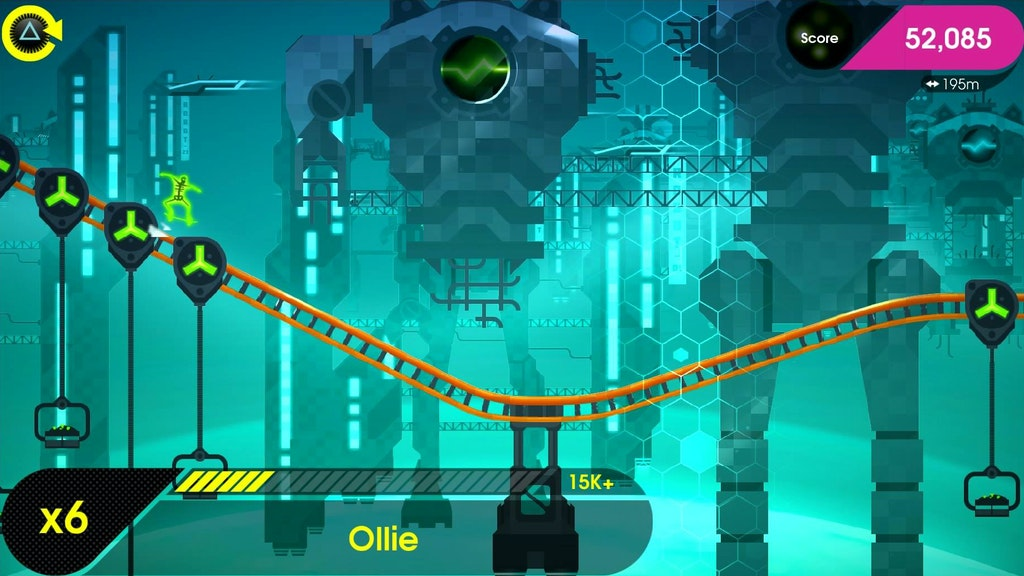 Olli Olli 2 (Video Game)
