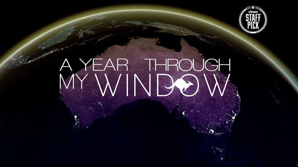 A Year Through my Window