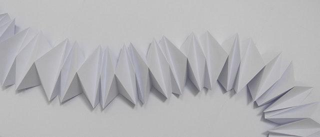 folded detail