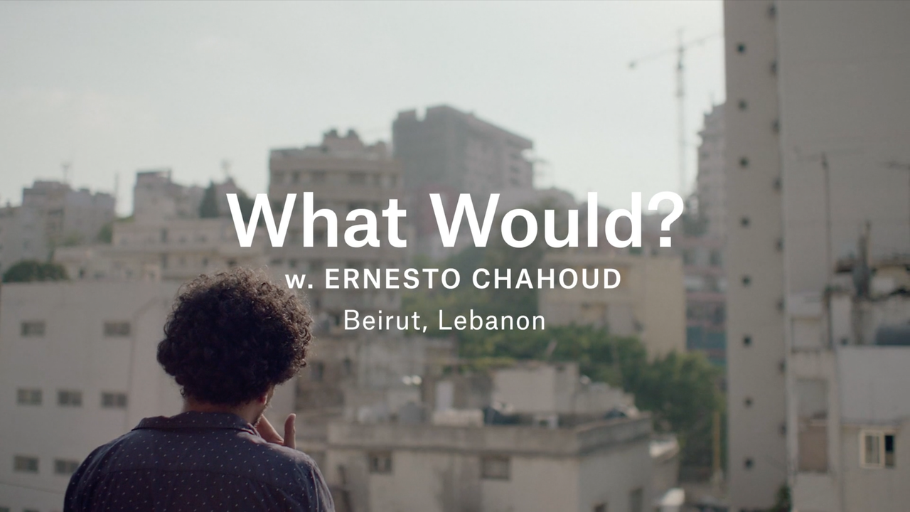 OPN: Ernesto Chahoud