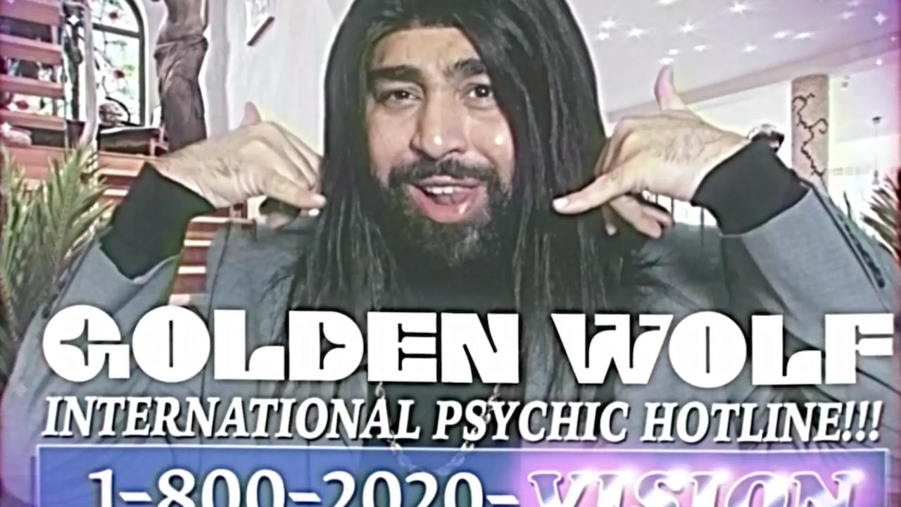 Golden Wolf Psychic Hotline