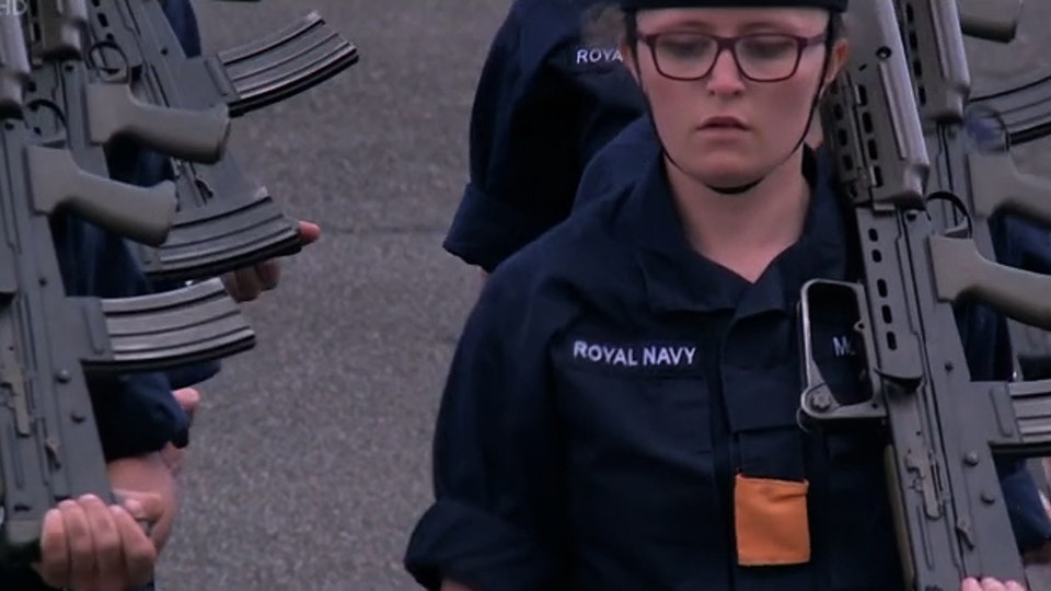 ROYAL NAVY SCHOOL