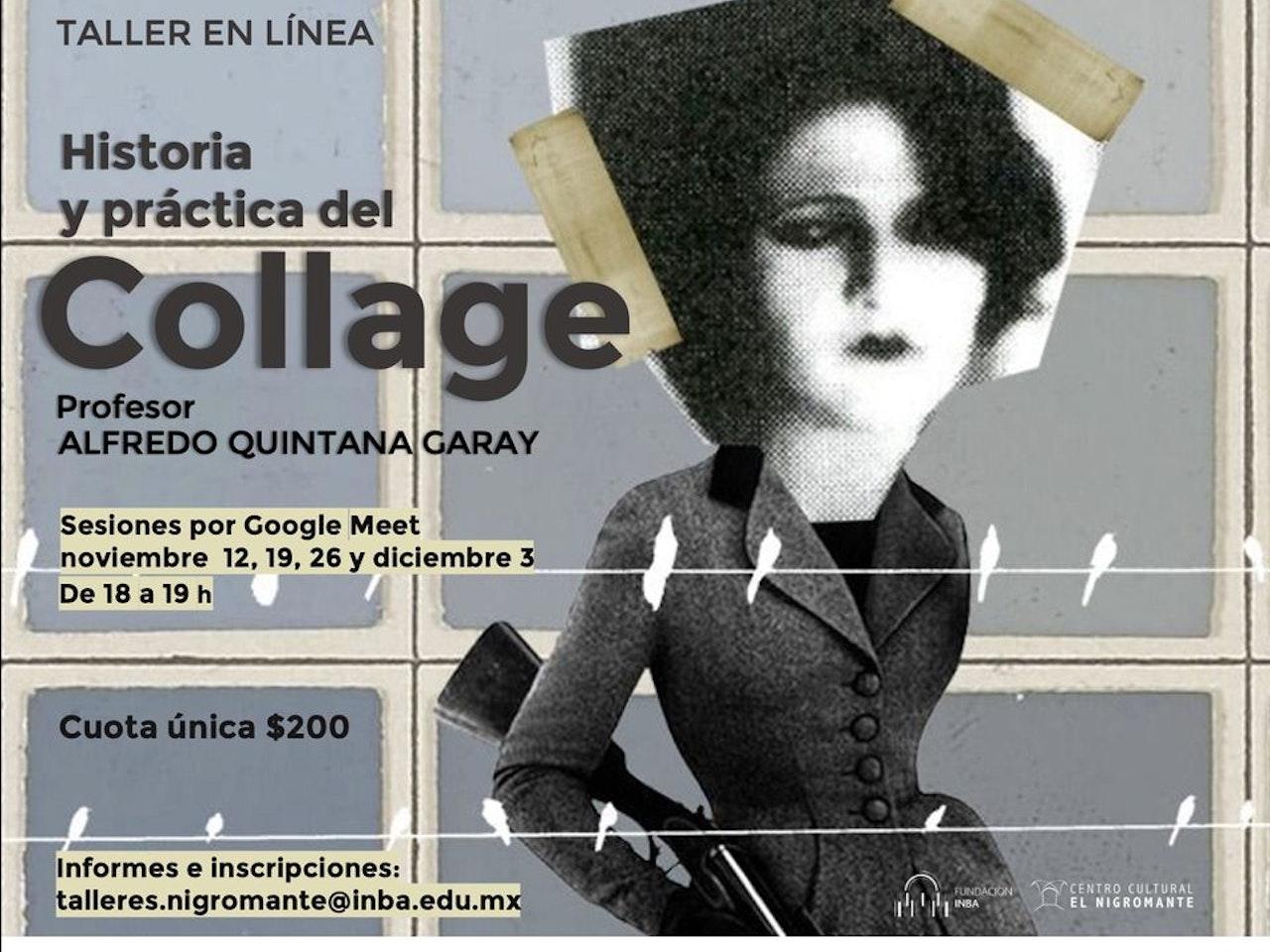 Taller: Teoría y práctica del collage