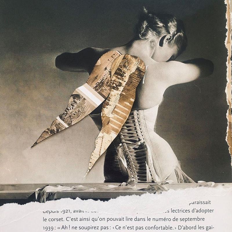 """De la serie """"Mujeres pájaro"""""""