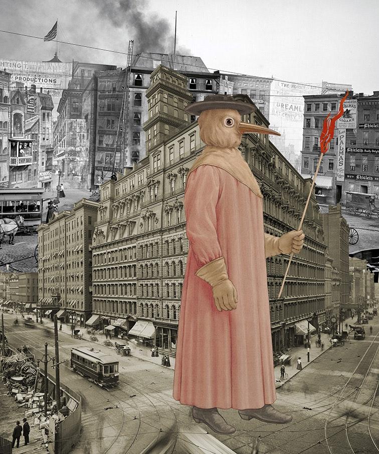 Diógenes en las ciudades