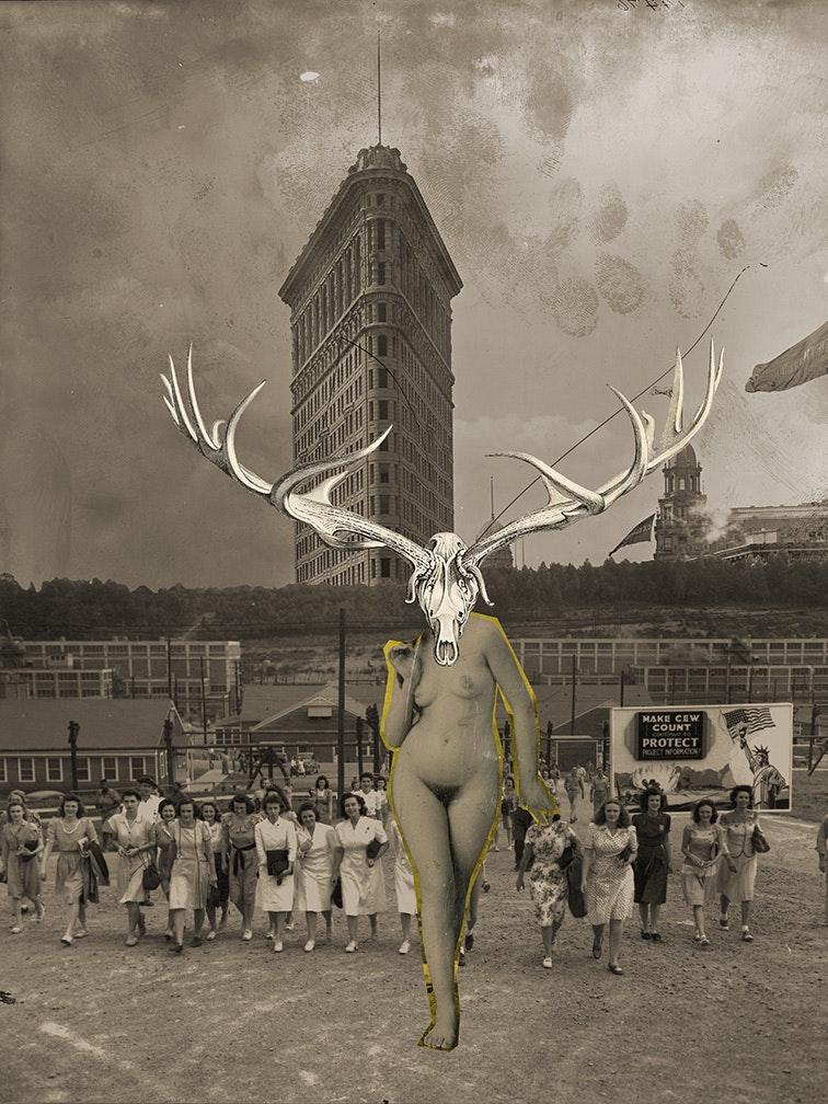 Lilith en las ciudades