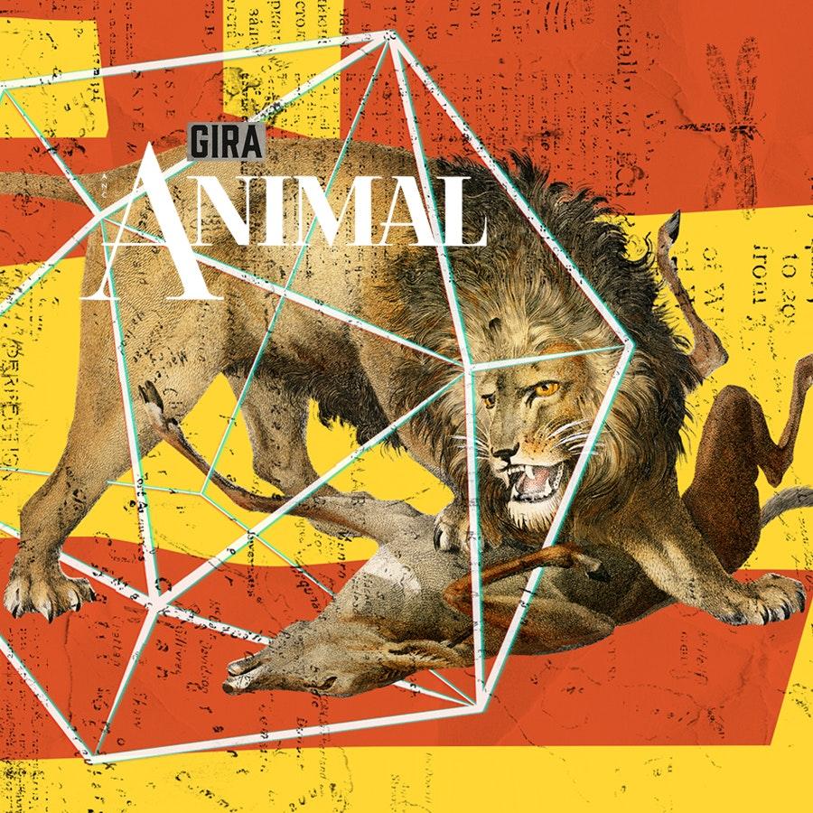Gira Animal Soda Stereo - 1991