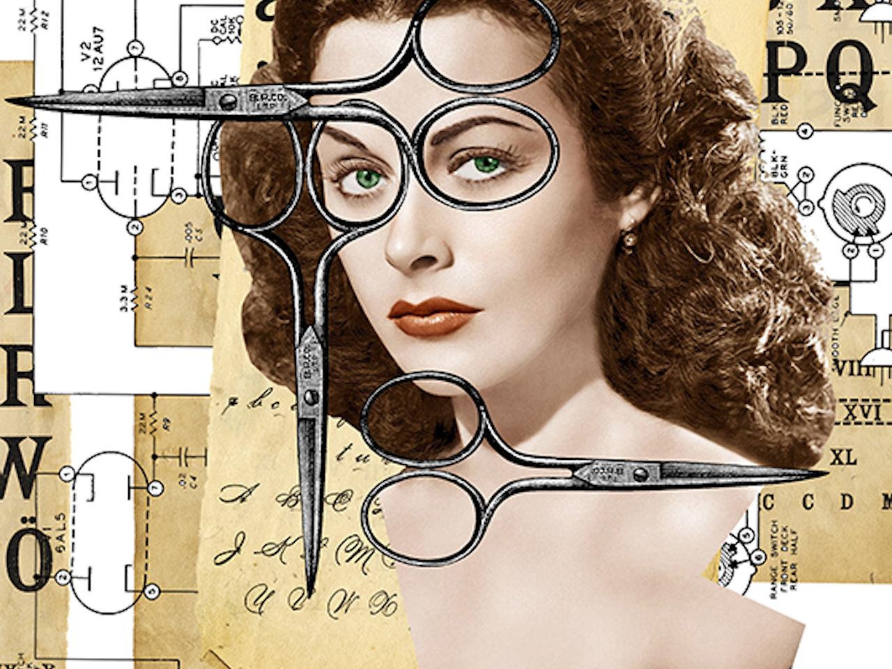 Apocalypse muse: Hedy Lamarr