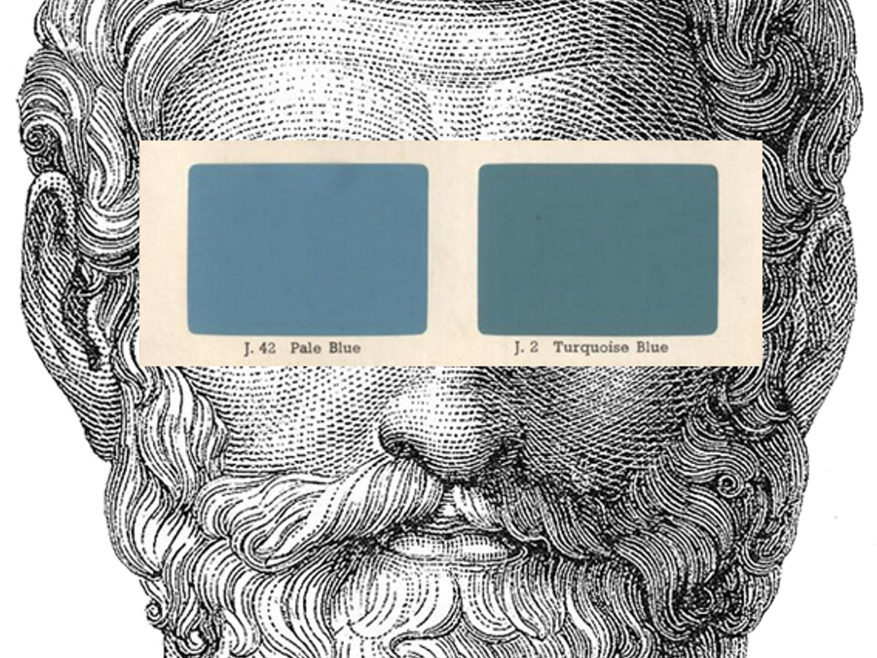 Pantone Blue Monday®