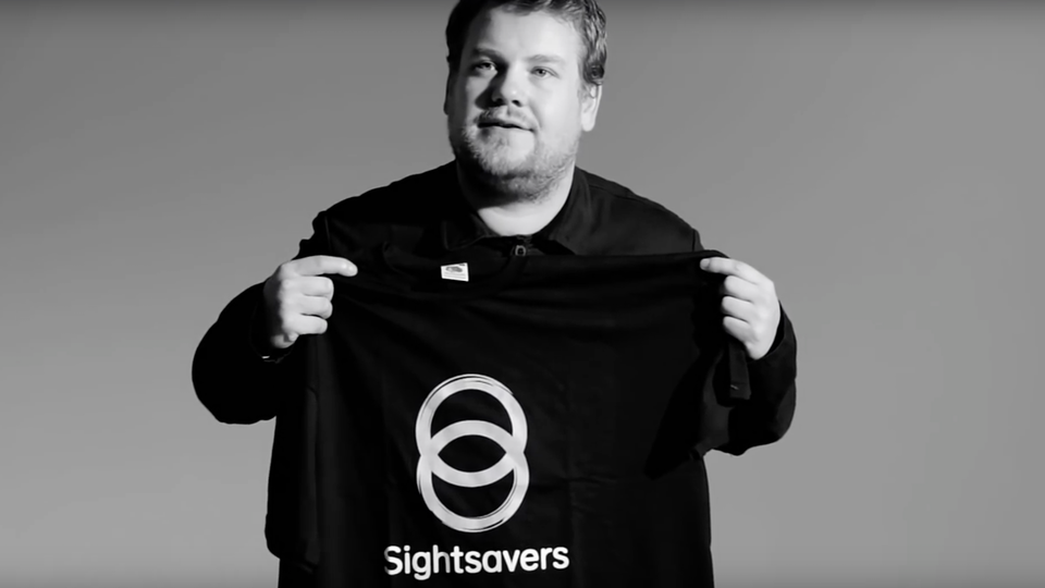 JAMES CORDEN | SIGHTSAVERS: THE FEEL BAD FOUR