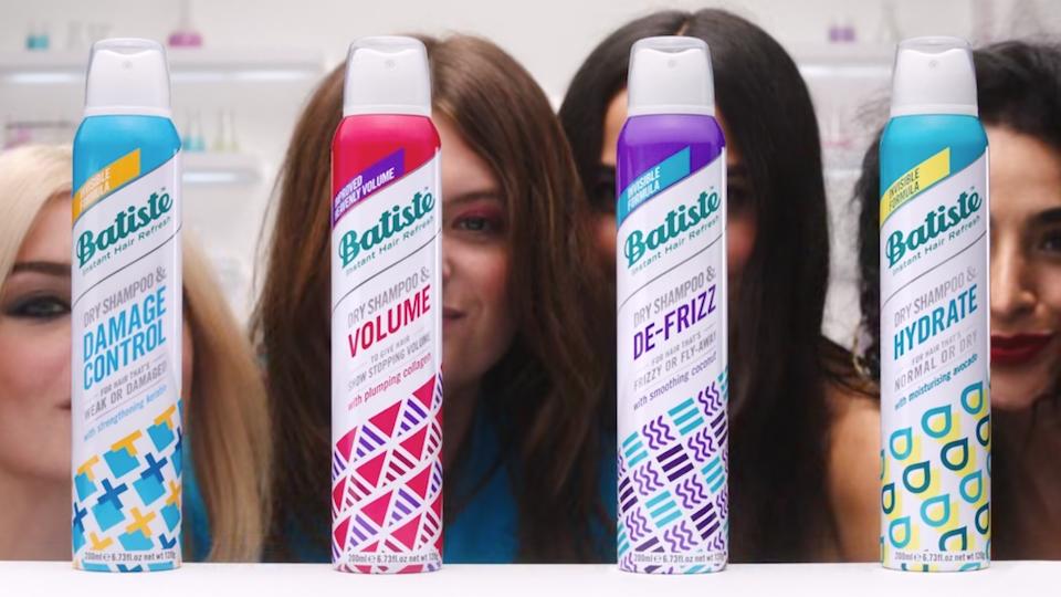 Batiste - Re-Think Dry Shampoo