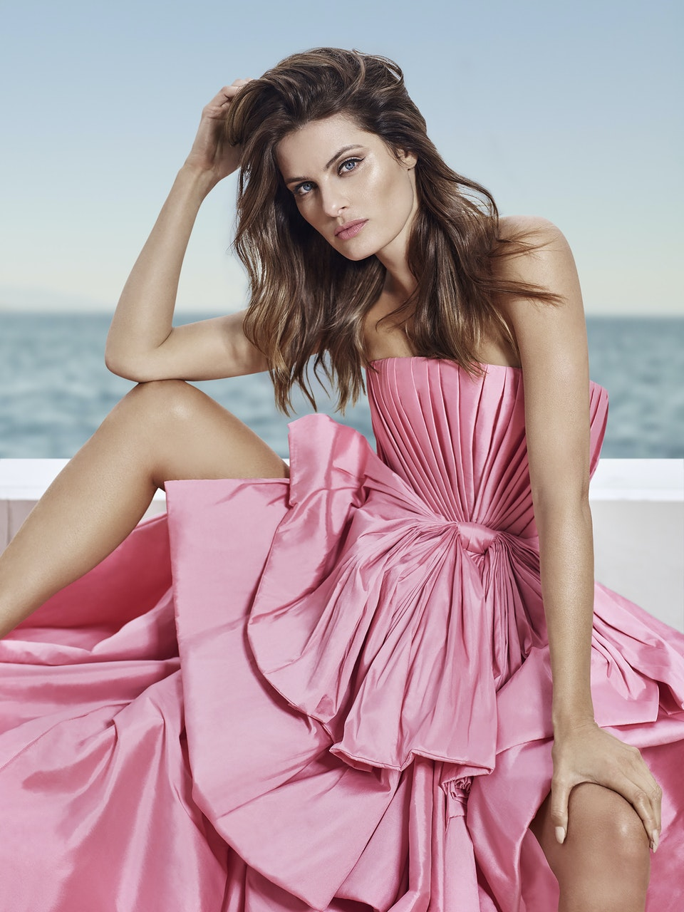 Isabeli Fontana for Ali Younes