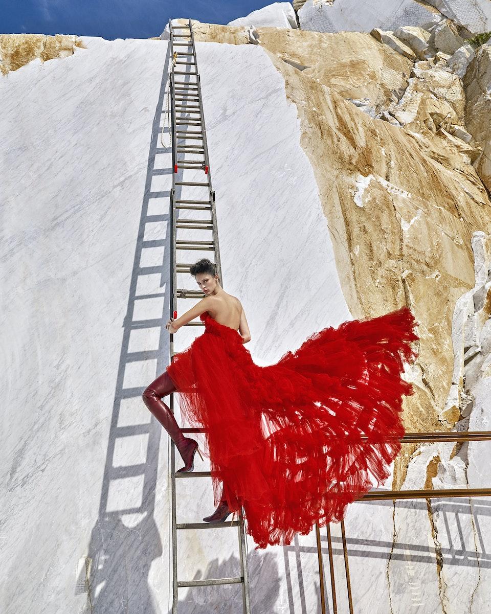 Harper Bazar Arabia
