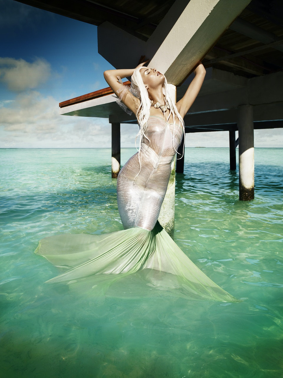 Vogue India Mermaid Story