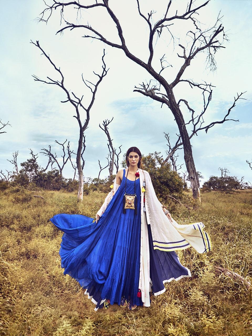 Kriti Sanon For Vogue