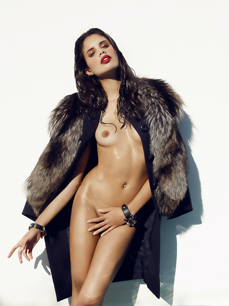 Sara Sampaio for Vogue Portugal
