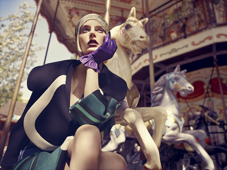 Vogue Portugal carousel Story
