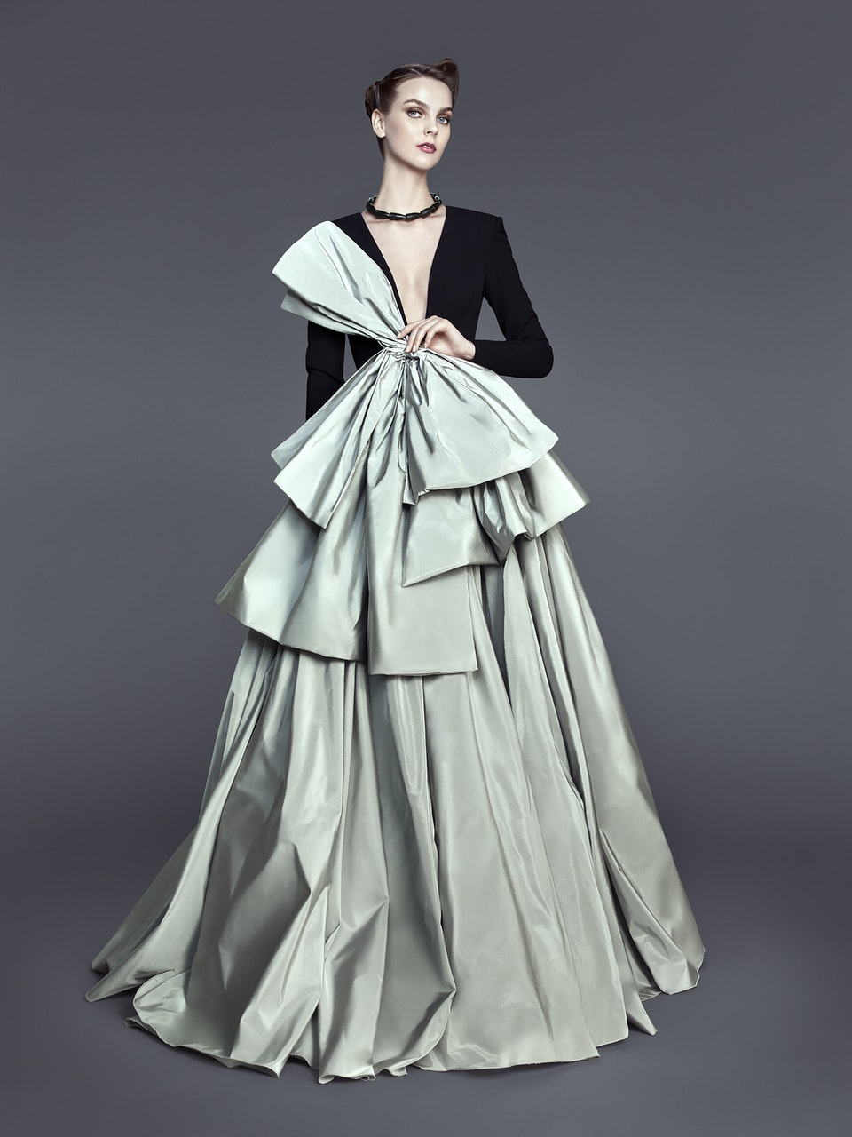 ALI YOUNES couture