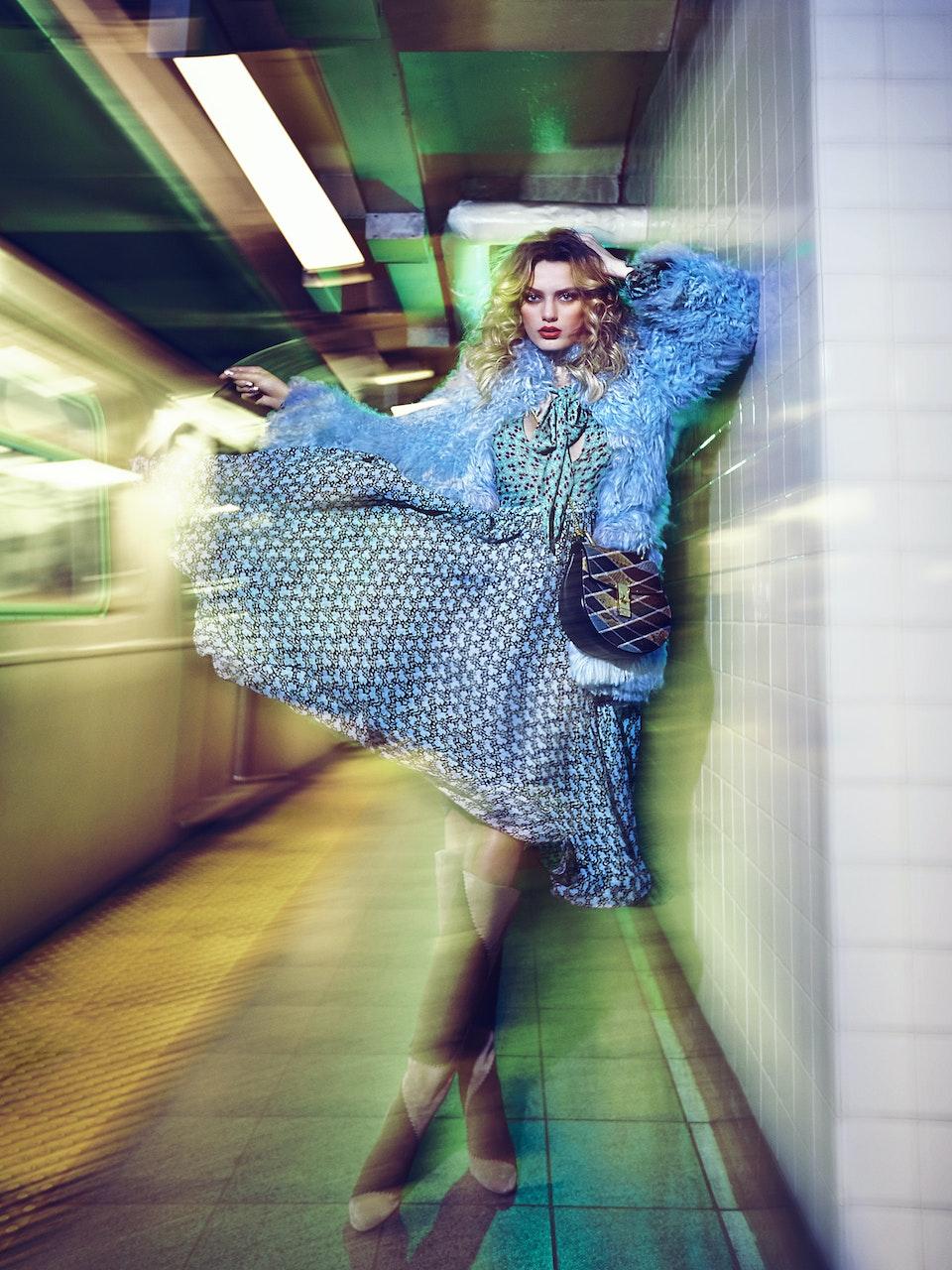 Bregje Heinen for FT Glamorama