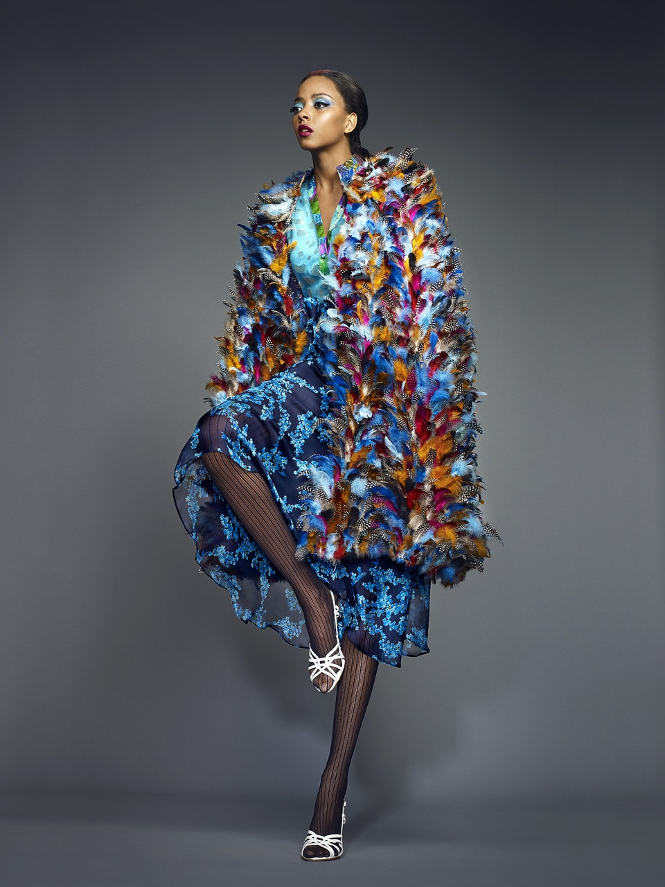 DURO OLOWU Birds of paradise