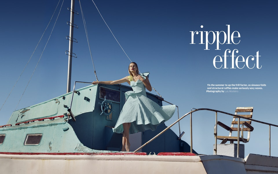 Ripple Effect for financial times how to spend it