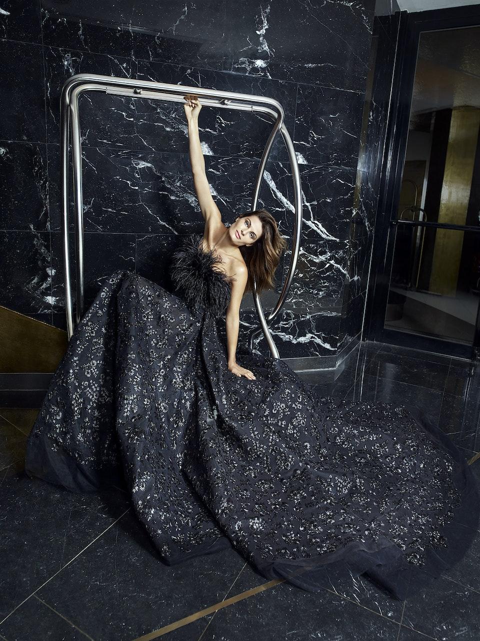 Isabeli Fontana for Ali Younes