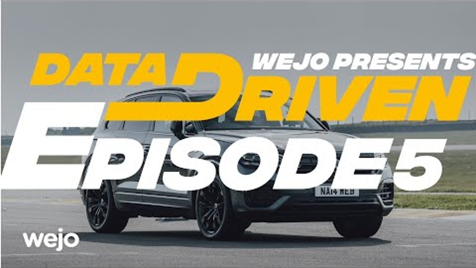 Wejo Data Driven Series