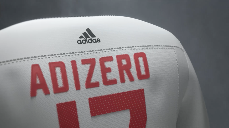 Adidas Adizero Shirt Launch Film