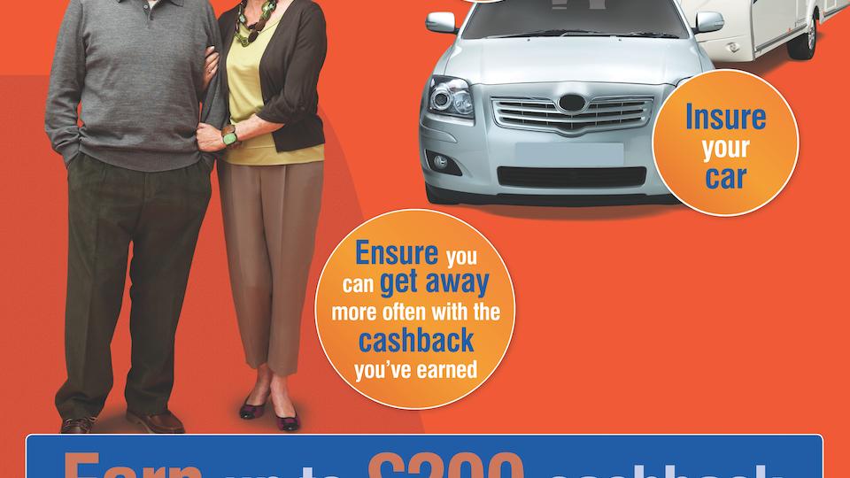 Swinton Cashback Plus Advertising