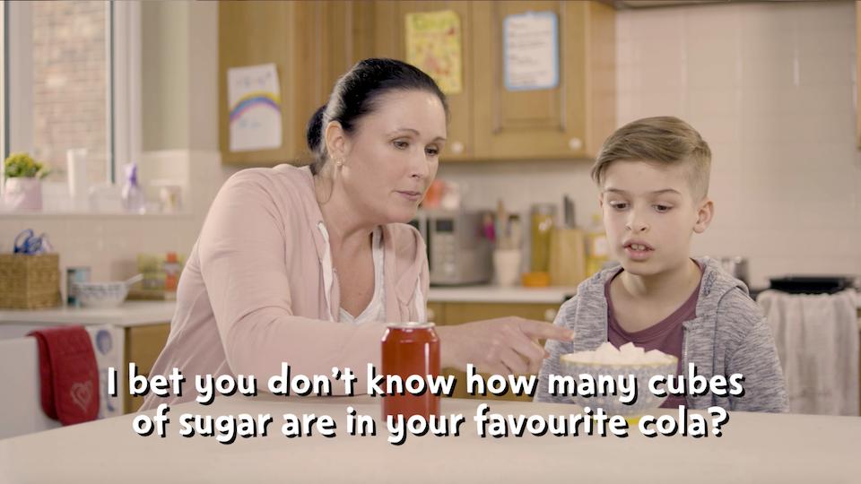 Change4Life Sugar Campaign