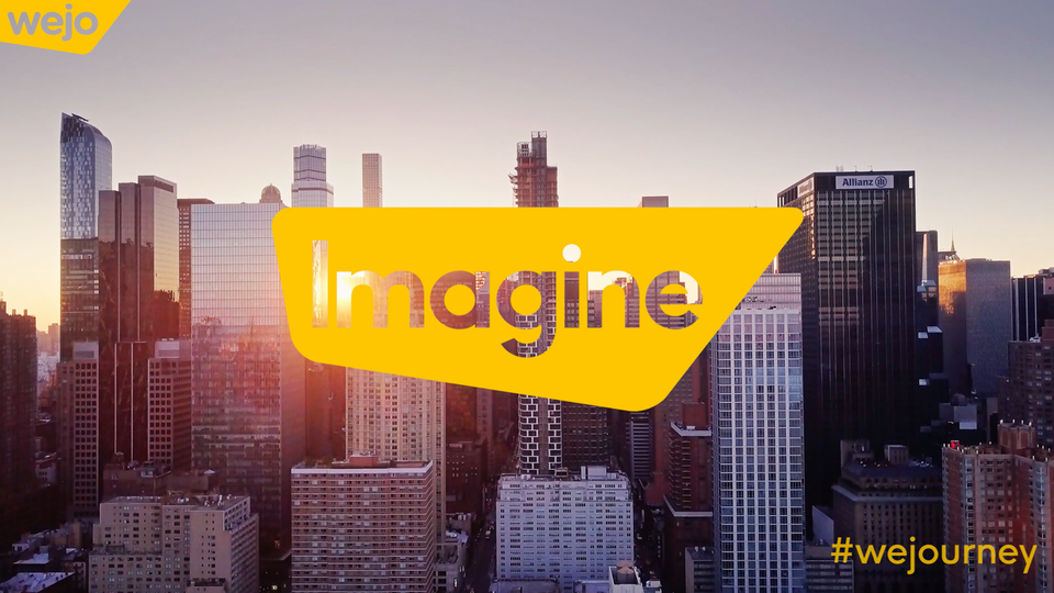 Wejo 'Imagine' social films